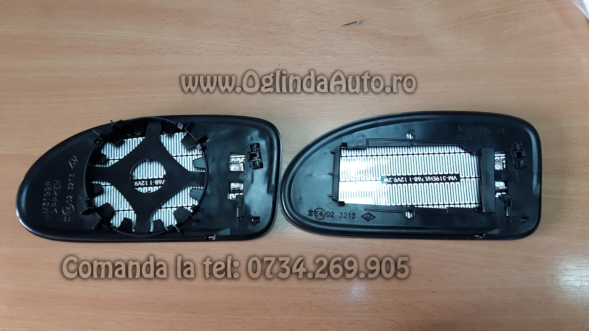 Diferenta intre oglinzi originale si aftermarket Ford Focus 1