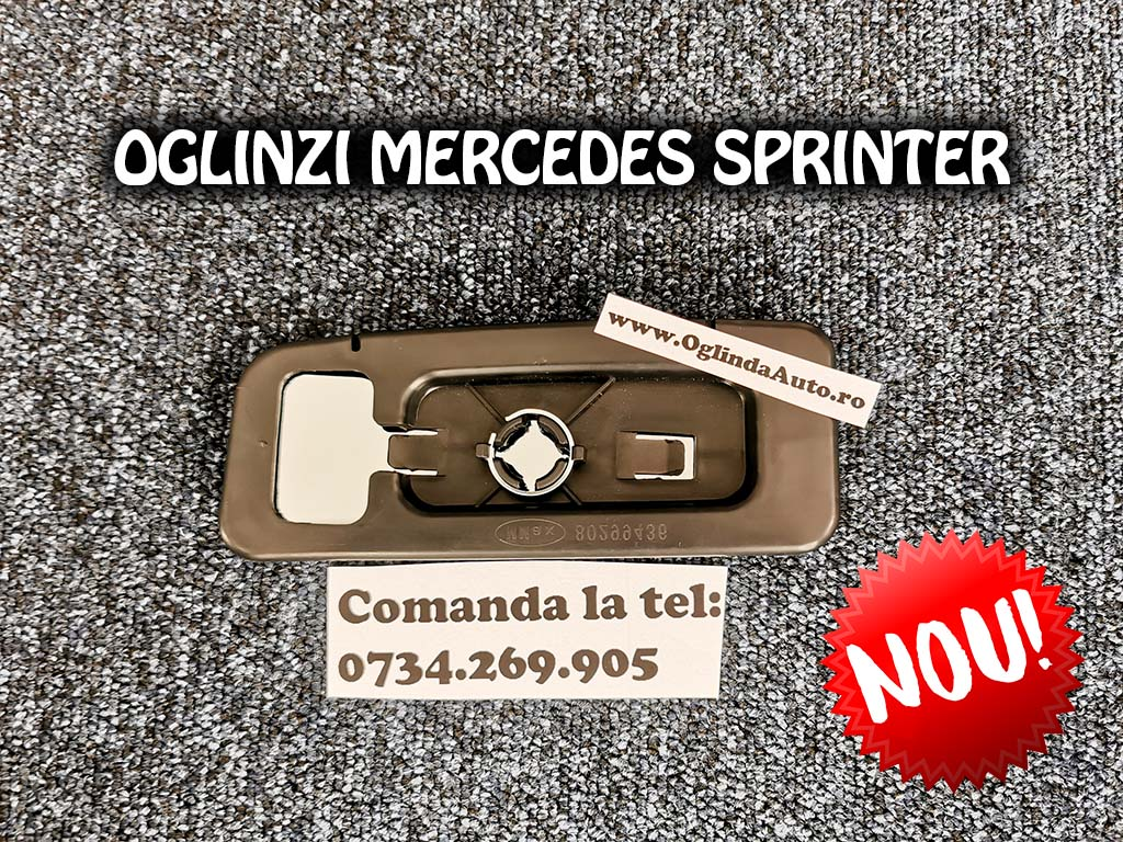 Oglinzi Mercedes-Benz Sprinter