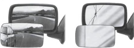 Oglinda dreapta Opel Corsa A