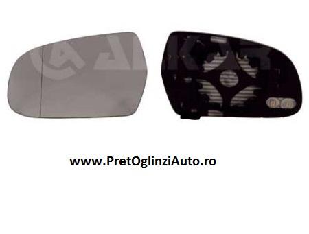 Pret geam oglinda dreapta Audi A5 2007-prezent