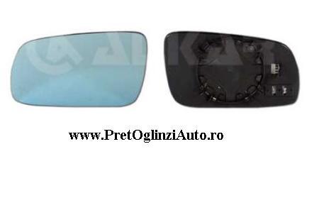 Pret geam oglinda stanga Audi A6 1994-1997
