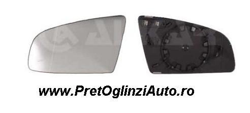 Pret geam oglinda dreapta Audi A3 1994-2013