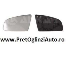 Pret geam oglinda dreapta Audi A4 B7 2004-2008