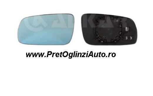 Pret geam oglinda stanga Audi A4 B5 1994-2000