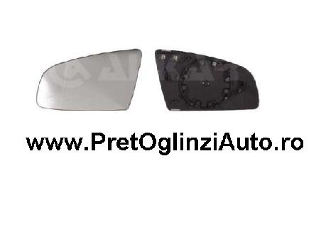 Pret Geam oglinda stanga Audi A4 B6 2000-2004