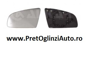 : Pret geam oglinda stanga Audi A4 B7 2007-prezent