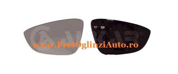Pret geam oglinda dreapta VW Scirocco 2008-prezent