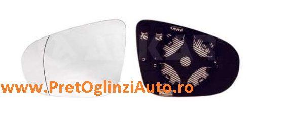 Pret Geam oglinda stanga VW GOLF 6 CABRIOLET 2011-2014