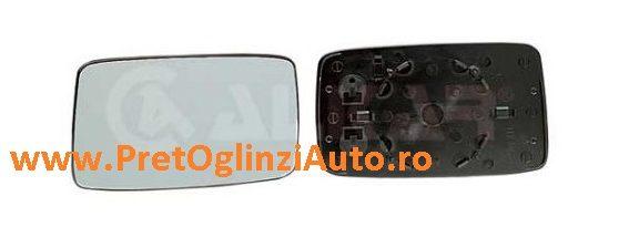 Pret geam oglinda dreapta VW Golf 3 Cabriolet 1993-1999