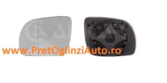 Pret Geam oglinda stanga VW Golf 4 1997-2005