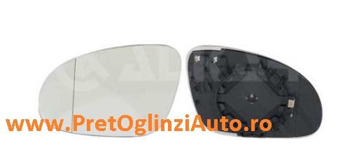Pret Pret geam oglinda stanga VW Golf 5 2009-prezent