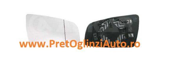 Pret geam oglinda stanga Opel Zafira 2005-2014