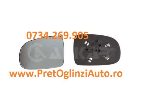 Pret geam oglinda dreapta Opel Tigra 2004-2014