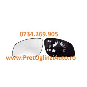 Pret geam oglinda dreapta Opel Vectra C 2002-2014