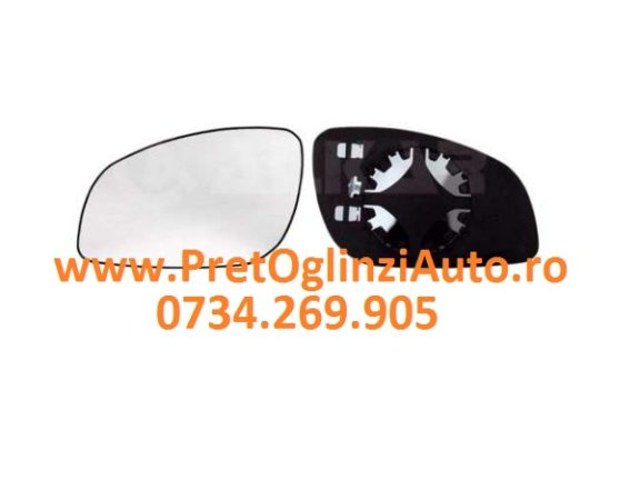 Pret geam oglinda stanga Opel Signum 2003-2014