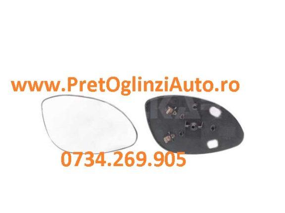 Pret geam oglinda stanga Opel Vectra B 1995-2003