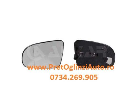 Pret Geam oglinda stanga Opel Corsa 1993-2000