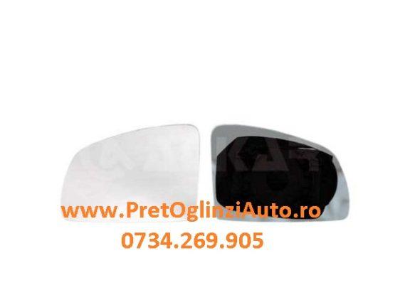 Pret Geam oglinda stanga Opel Meriva 2003-2010