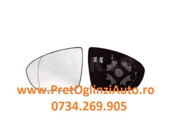 Pret Geam oglinda stanga Opel Meriva 2010-2014