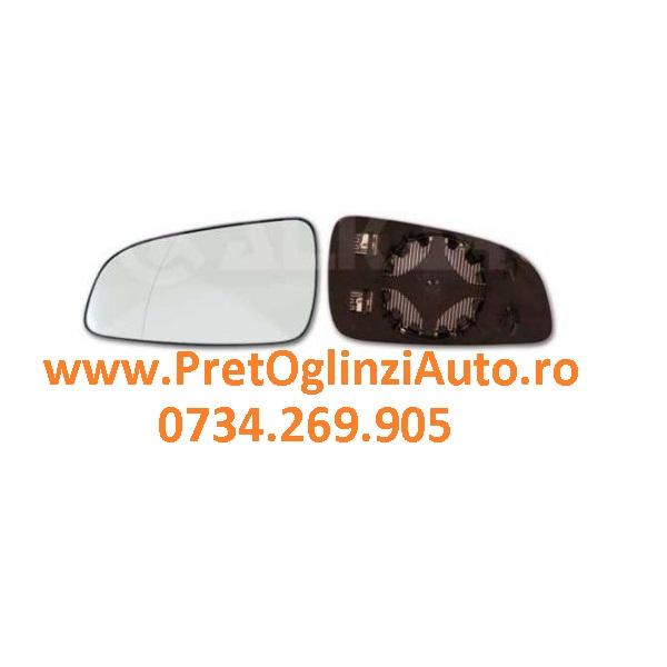 Pret Geam oglinda stanga Opel Astra 2004-2014