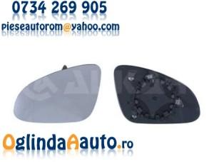 Geam oglinda stanga Opel Astra 2009-2014