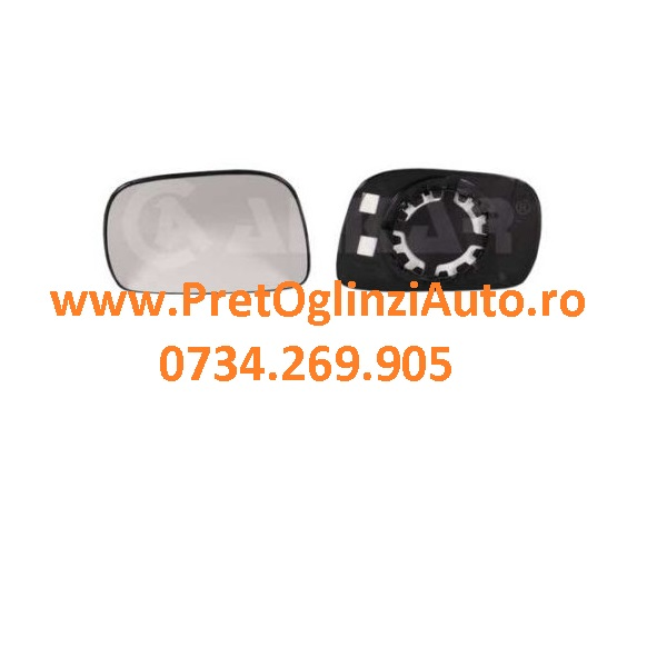 Pret Geam oglinda dreapta Opel Agila 2000-2007