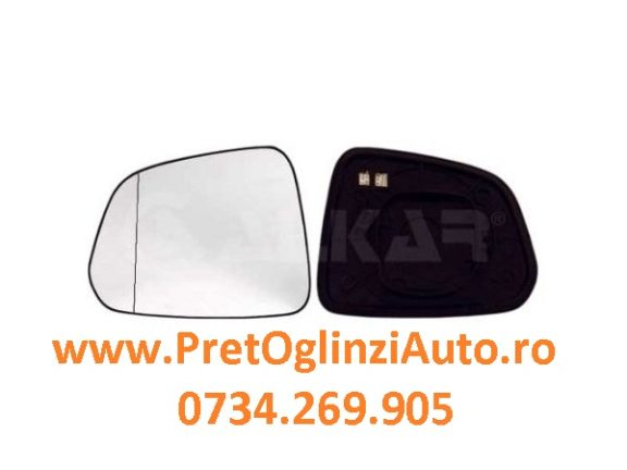 Geam oglinda dreapta Opel Antara 2006-2014