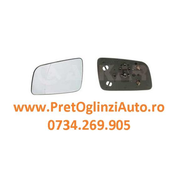 Pret Geam oglinda dreapta Opel Astra 1998-2009