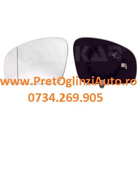 Pret Geam oglinda dreapta Skoda Fabia 2007-2014
