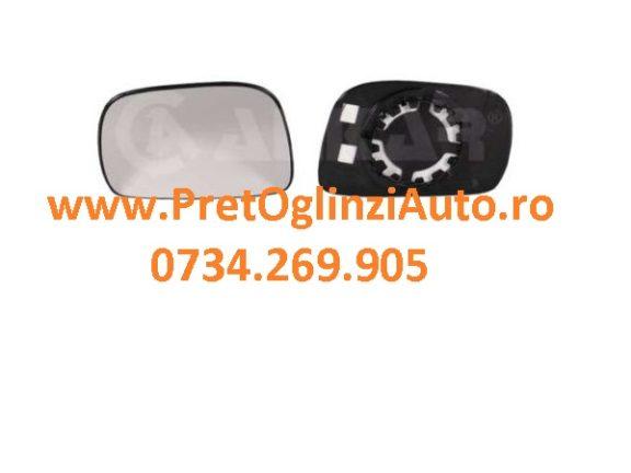 Geam oglinda stanga Opel Agila 2000-2007