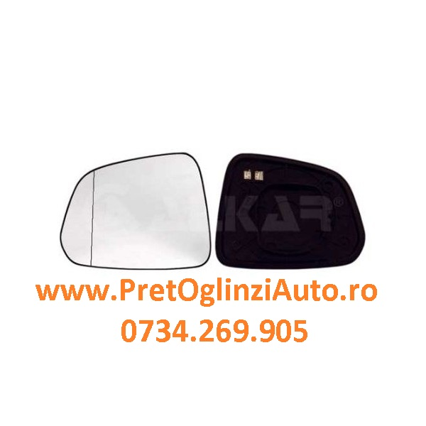 Geam oglinda stanga Opel Antara 2006-2014