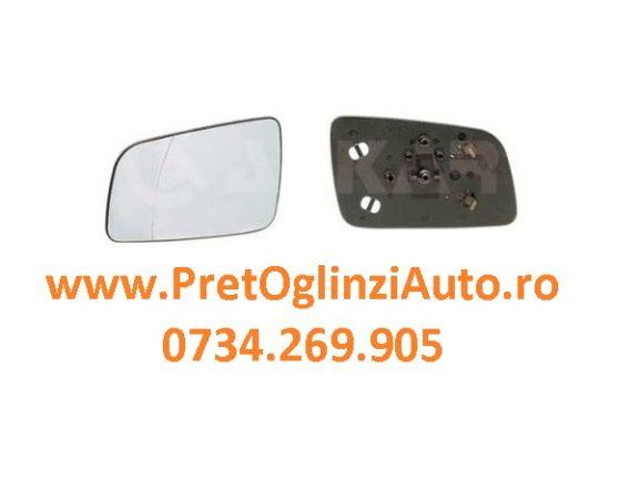 Pret Geam oglinda stanga Opel Astra 1998-2009