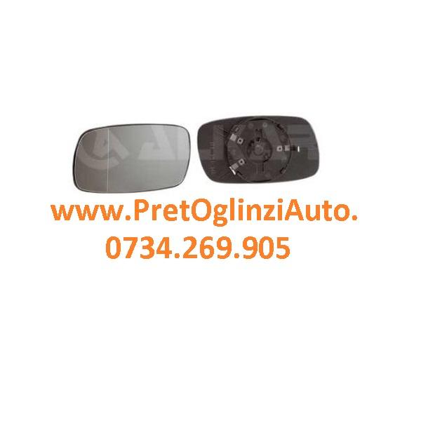Geam oglinda stanga Opel Astra F 1998-2002