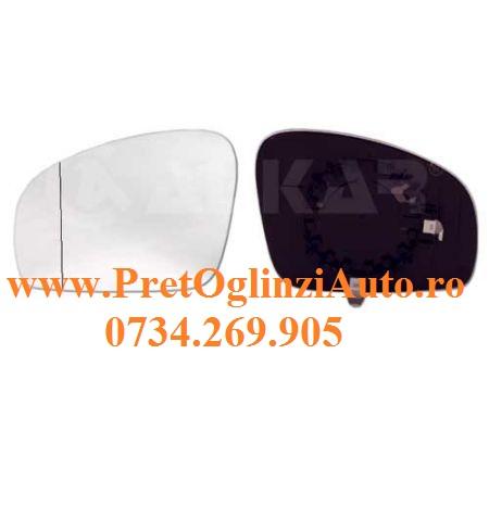 Pret Geam oglinda dreapta Skoda Roomster 2006-2014