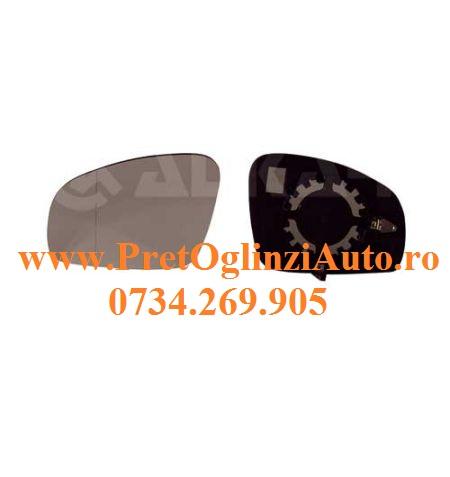 Pret Geam oglinda stanga Skoda Roomster 2006-2014