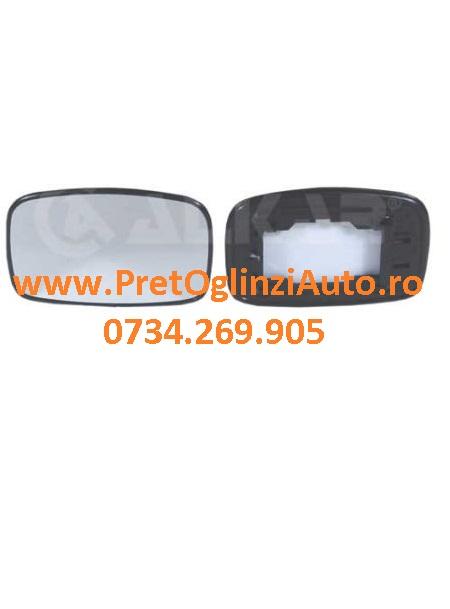 Pret Geam oglinda stanga Ford Fiesta 1996-2014