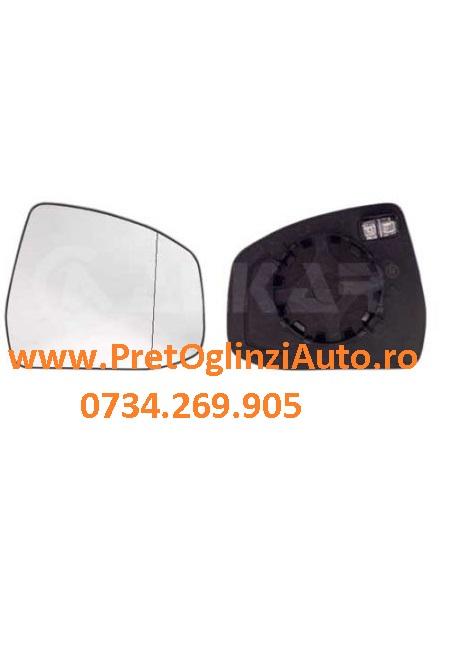 Pret Geam oglinda dreapta Ford Focus III 2011-2014