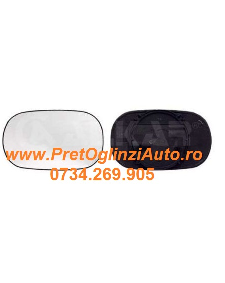 Pret Geam oglinda stanga Ford KA 1996-2008