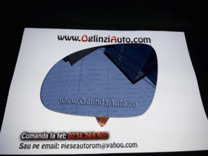Geam oglinda stanga VW Golf 5