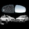 Geam oglinda dreapta Audi A1