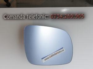 Geam oglinda lateral cu incalzire heliomata dreapta Seat Arosa