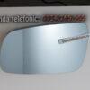 Geam oglinda laterala heliomata stanga VW Bora cu incalzire