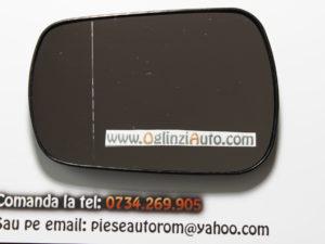 Geam oglinda cu incalzire stanga Ford Fiesta 2001-2008