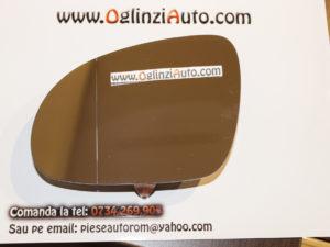 Geam oglinda laterala stanga VW Passat 2005-2011