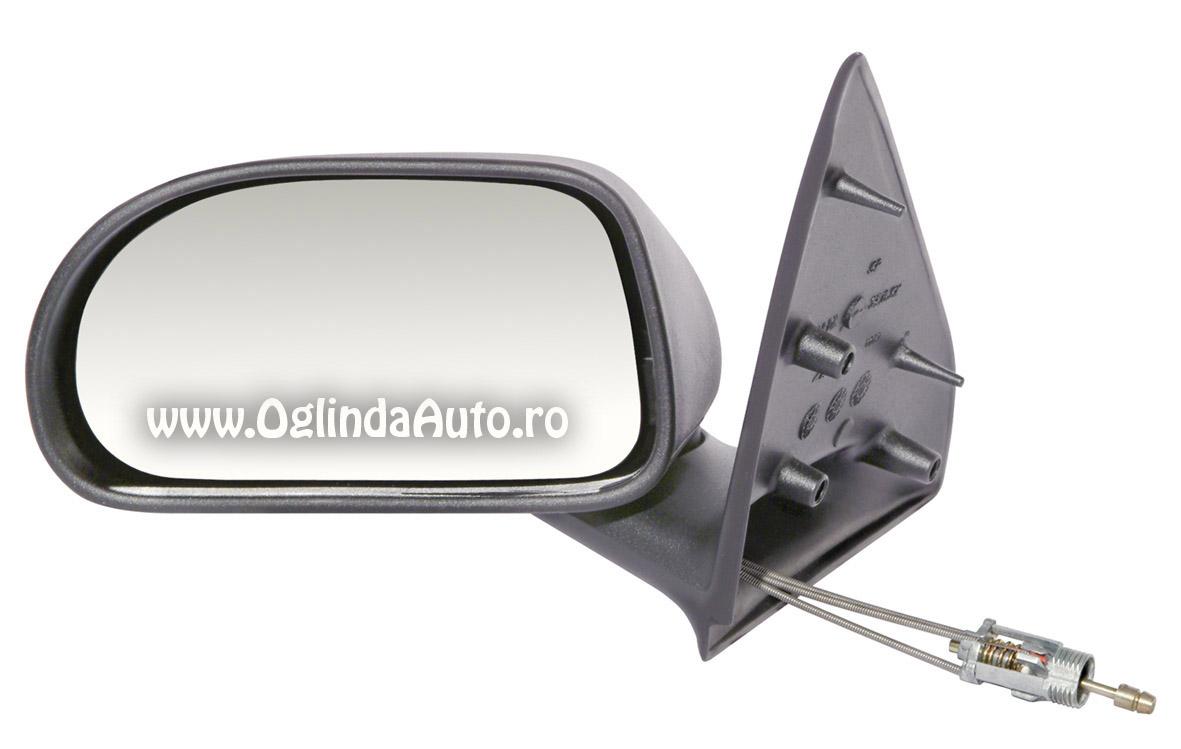 Oglinda completa stanga reglaj mecanic Fiat Brava