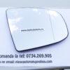 Geam oglinda dreapta cu incalzire BMW X5 E70 2007-2013