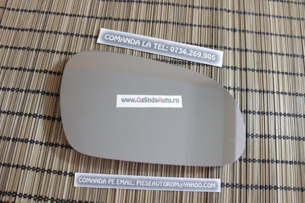 Sticla oglinda dreapta cu incalzire VW Fox