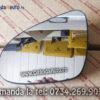 Geam oglinda stanga cu incalzire Toyota Auris 2012-2016