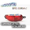 Reflectorizant bara spate stanga Opel Corsa C 2000-2003