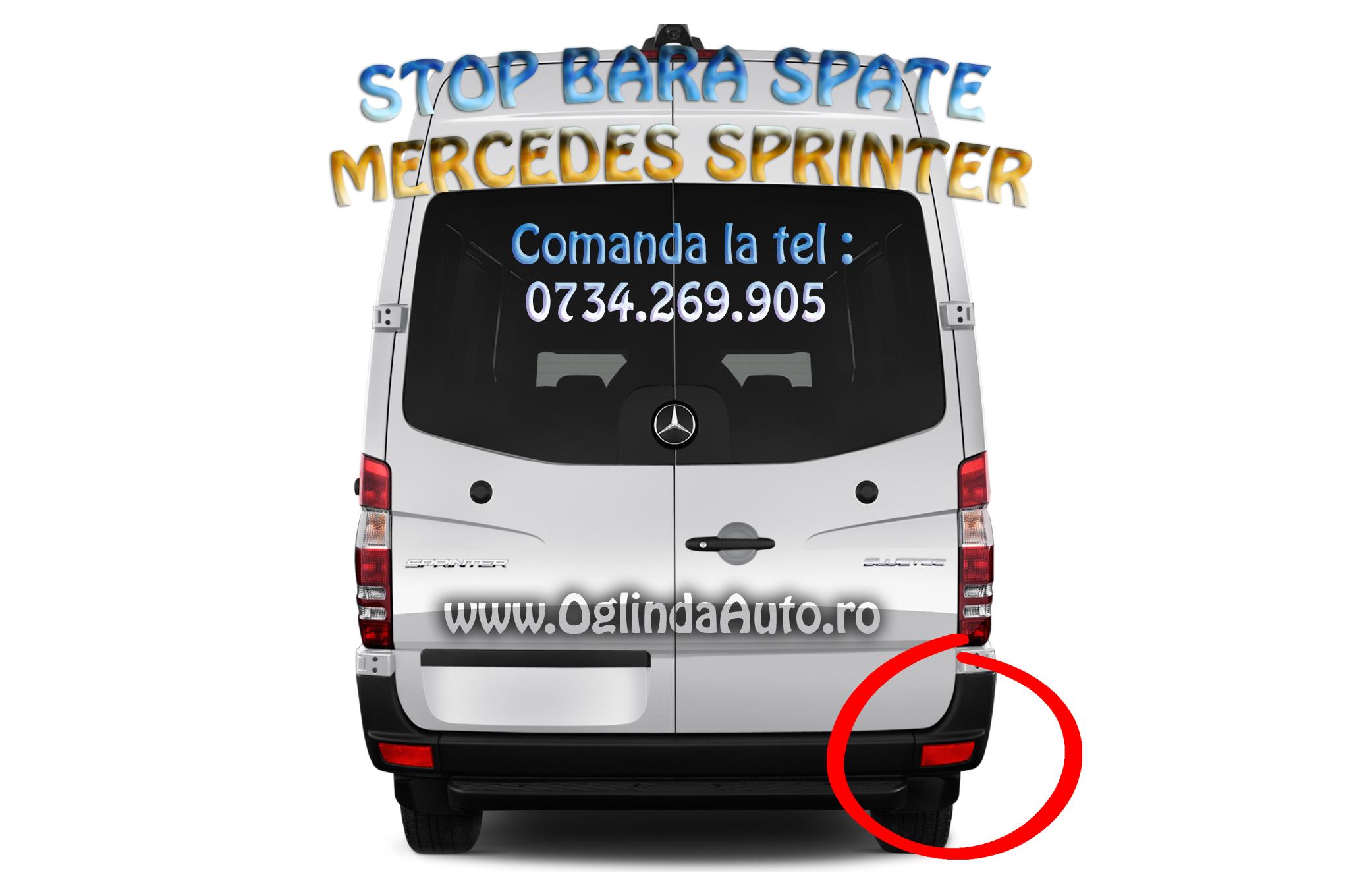 Reflectorizant bara spate Mercedes Sprinter 2006-2015
